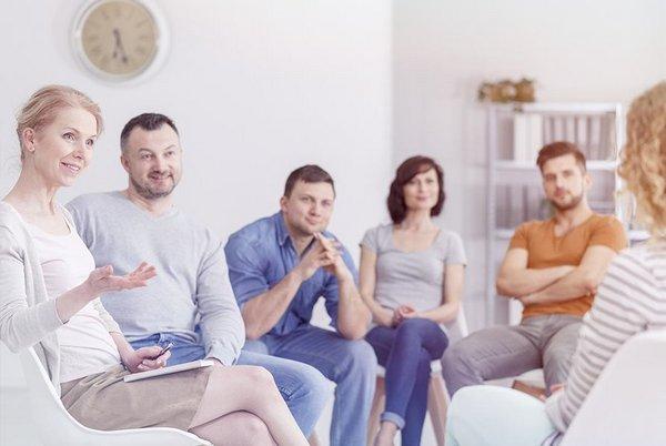 Метод терапевтического сообщества